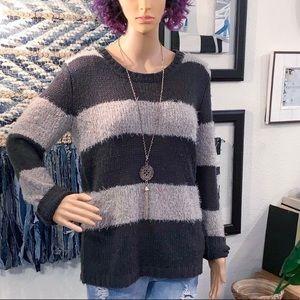 Billabong Striped Sweater
